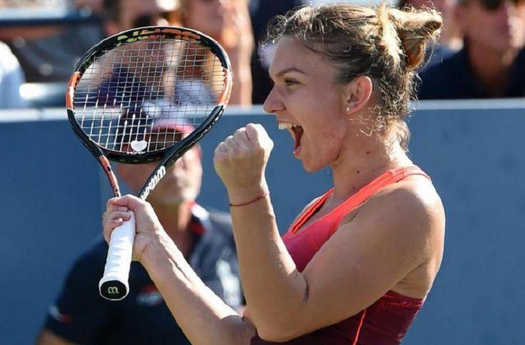 Simona Halep **s-a calificat în premieră** în sferturile de la US Open, după un meci epuizant cu Sabine Lisicki