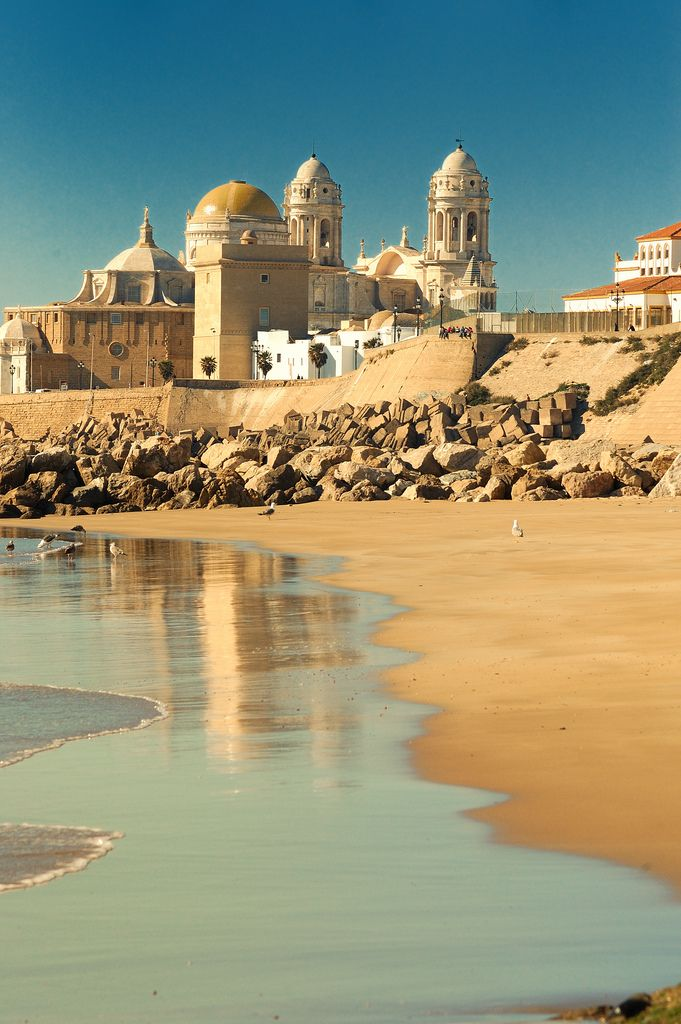 Cádiz, Andalucía, Spain. Places to travel before you die.