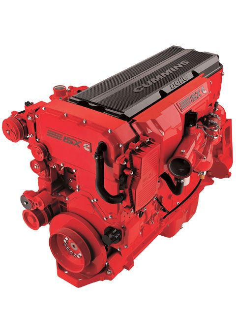 Cummins Isx Diesel Engine Concept Diagram Photo 2 | Diesel ...