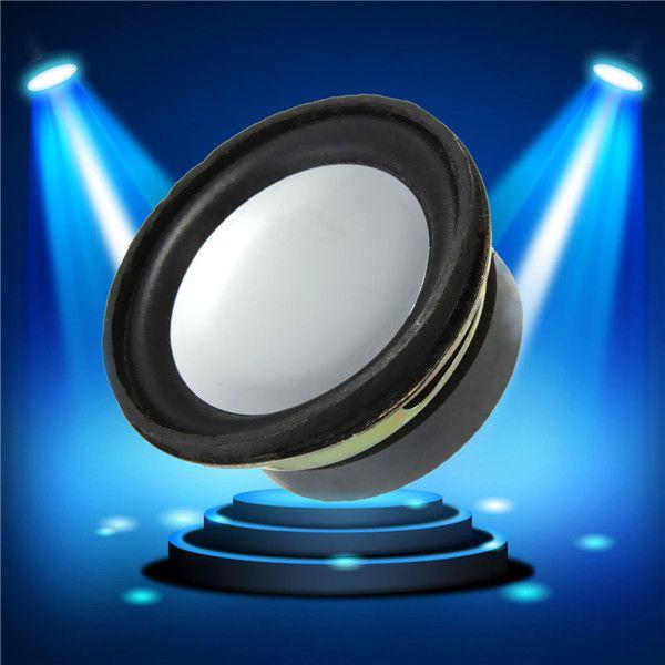 Mini 2 ᗑ inch Full Range Audio PU Stereo Woofer Loudspeaker √ 4 3W 50MMMini 2 inch Full Range Audio PU Stereo Woofer Loudspeaker 4 3W 50MM http://wappgame.com