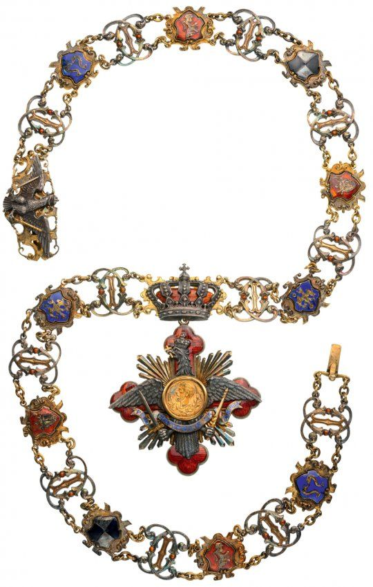 Kingdom of Romania ORDER OF CAROL I