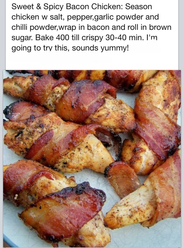 High protein, low carb. I MUST make this!
