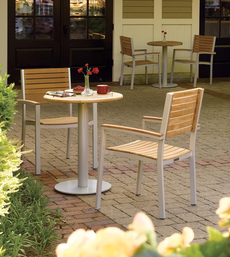 Bistro Set Garden Furniture 29 best perfect patio cafe sets images on pinterest backyard oxford garden travira 24 in patio bistro set outdoor bistro sets at hayneedle workwithnaturefo