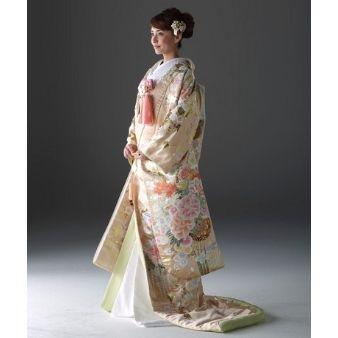 KYOKANE WEDDING(キョウカネ ウエディング):【届いたばかりの最新作!!!】人気の淡いピンク打掛