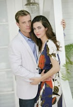 Billy Miller and Amelia Heinle (Billy and Victoria)