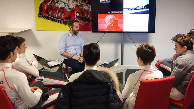 Volant Winfield : au tour de Julien Febreau de Canal+ et Gregory Thomas de Pirelli https://buff.ly/2srFrnP?utm_content=buffer75354&utm_medium=social&utm_source=pinterest.com&utm_campaign=buffer