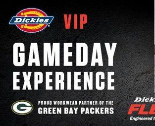 Grand Prize: A $1,000.00 Two bowl seat tickets to the December 23, 2017 Packers home game; $500 Packers Pro Shop gift card; two Lambeau Field Stadium Tour passes; two Green Bay Packers Hall of Fame passes; and Lunch/Dinner for two at 1919 Kitchen &...