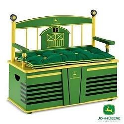 This would go great in my sons John Deere themed bedroom!!