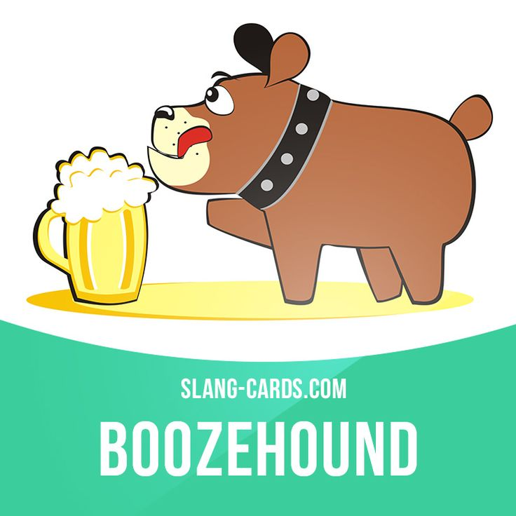 """Boozehound"" is someone who drinks a lot of alcohol. Example: Tom is quite a boozehound - he has half a bottle of whiskey for lunch!"