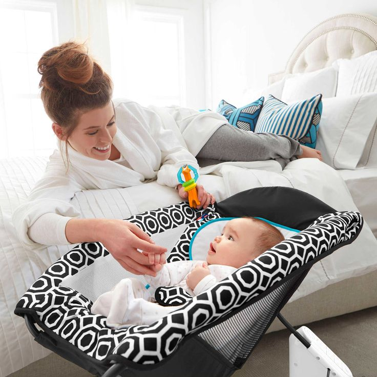 Jonathan Adler Crafted by Fisher Price Deluxe Rock 'n Play Sleeper is…