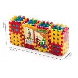 Jako drugą prezentowaną dzisiaj zabawkę wybraliśmy klocki.   Wyprodukowano w Polsce Waflowe Klocki Konstrukcyjne 48 elementów - Marioinex  Duży zestaw klocków za pomocą których można tworzyć ciekawe konstrukcje o imponujących rozmiarach. Klocki są bezpieczne dla małych dzieci.   Aby poznać ich rozmiary wejdź na naszą stronę:)  Zapraszamy ponownie:)  #zabawka #zabaki #klocki #klockiwaflowe #klockiwafle #klockikonstrukcyjne #klockidladzieci #marioinex