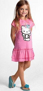 """Děvčátka """"šaty Cat"""