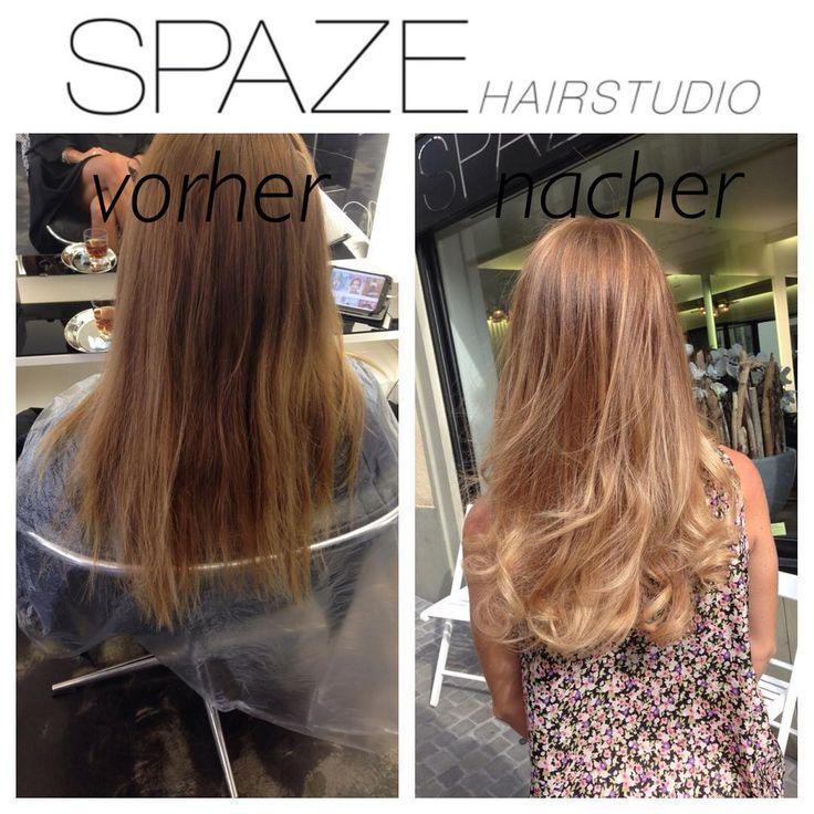 Spaze Hairstudio Zürich auf Instagram \u201eBalayage mit Olaplex olaplex zürich spaze