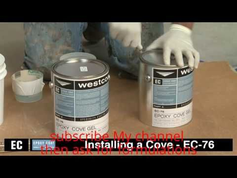 Chem Factory - Westcoat Epoxy Mortar System Training Video