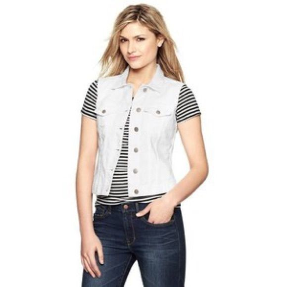 25  best ideas about White denim vests on Pinterest | Cowgirl chic ...