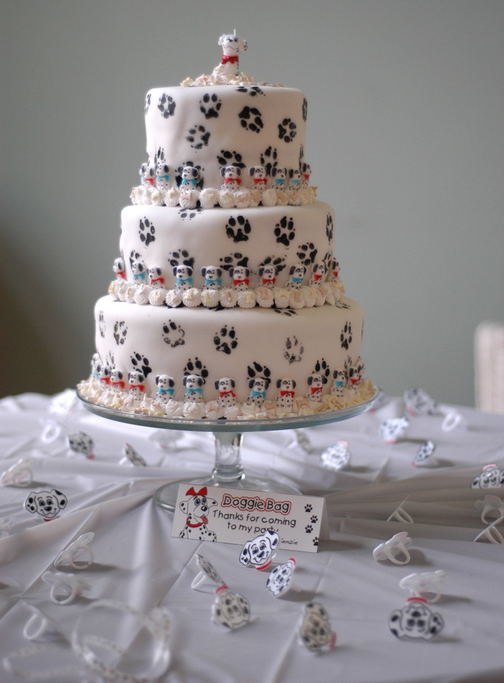 Lisa's Cakes: 101 Dalmations