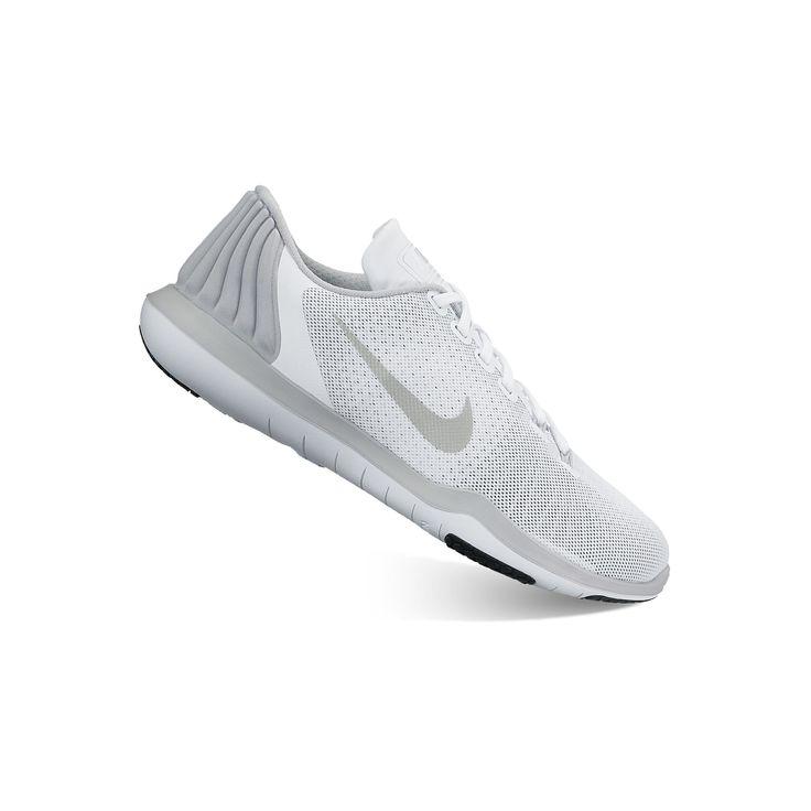 Nike Flex Supreme TR 5 Women's Cross-Training Shoes, Size: 11.5, White