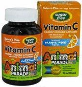 Nature's Plus Animal Parade Children's Chewable Vitamin C