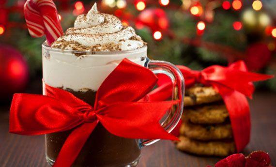 Cioccolata calda speziata alla cannella e zenzero | I dolcetti di Paola