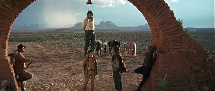 Once Upon a Time in the West (1968) Dir. Sergio Leone: Brrip Dual, Sergio Leone, Divx Clásico, Composition Inspiration, Hora Sergio, West 1968, Film Frames, Amant Del, Cine Clásico