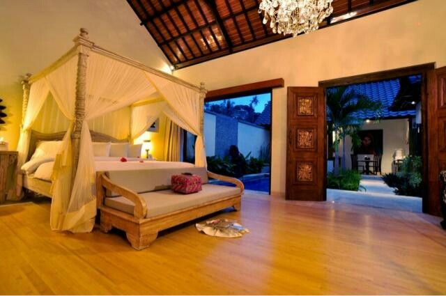 Bedroom of Puri Mas Boutique Resort &Spa