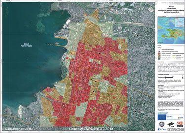 Revue Mappemonde : Usages de la télédétection à Haïti: de la catastrophe à la reconstruction http://mappemonde.mgm.fr/num45/lieux/lieux15101.html