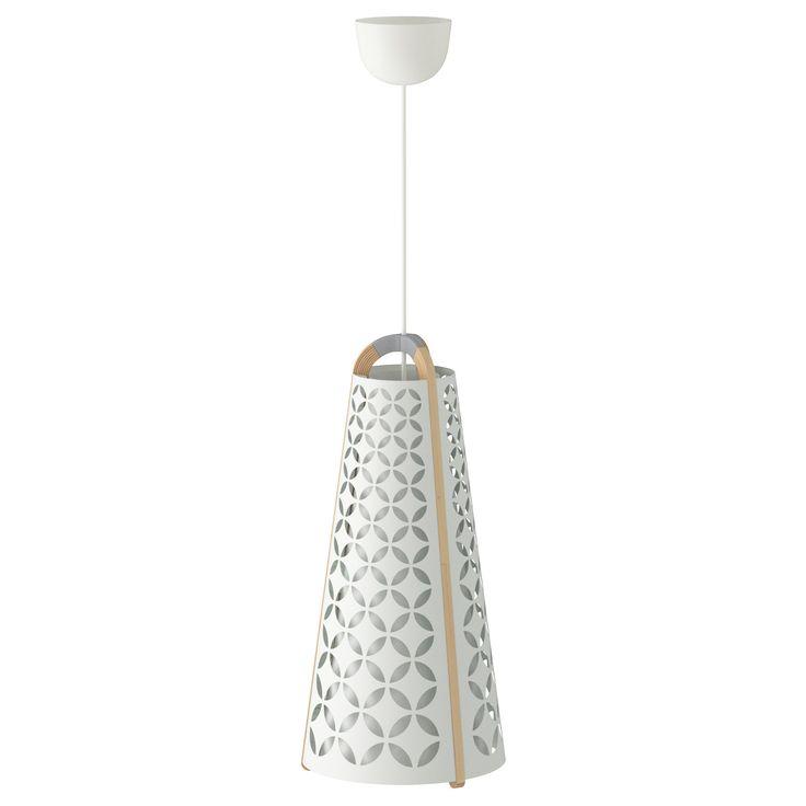 TORNA Pendant lamp - IKEA ---- Lighting for over the peninsula