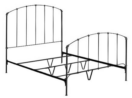IRON BEDS, The American Iron Bed Co, Wellington Iron Bed