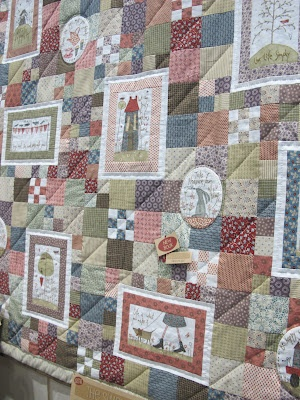 Henry Glass Fabrics: Hatched and Patched!