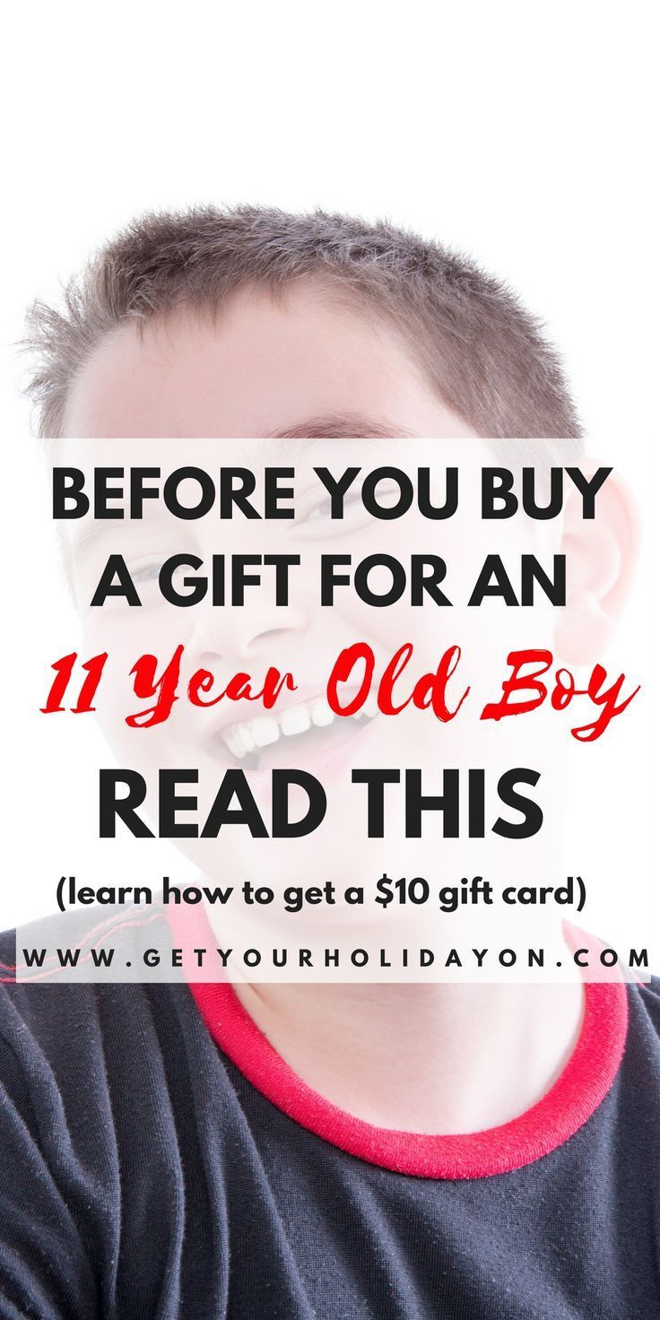 Awesome gift ideas for an 11 year old boy 11 year old