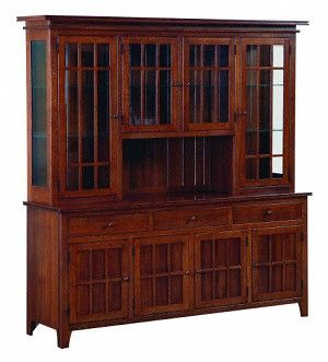 Marvelous Amish Outlet Store : Spruce Creek Hutch In Maple (Brown). Find This Pin And  More On Amish Furniture Portland Oregon ...