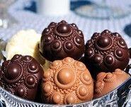 De Zeeuwse Knop als chocolade.