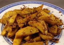 Bombay potatoes (Indiase aardappelen met curry) | Wessalicious