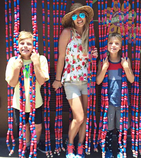 Britney Spears Recreates Oops Album Cover With Sons Jayden and Sean in Cute Twitter Photo