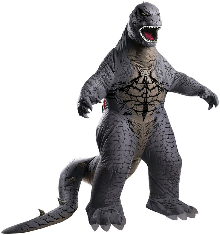 ★ NEW : Costume gonflable Godzilla ►►► http://ow.ly/TcvDU  89.90€ Impossible de vous louper à Halloween !