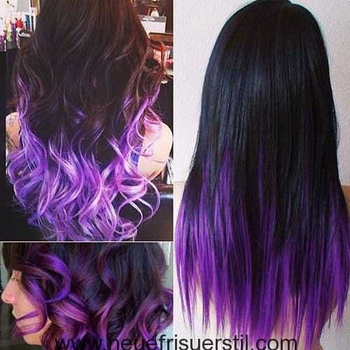 Am besten Lange Haare Farben für einen Neuen Look