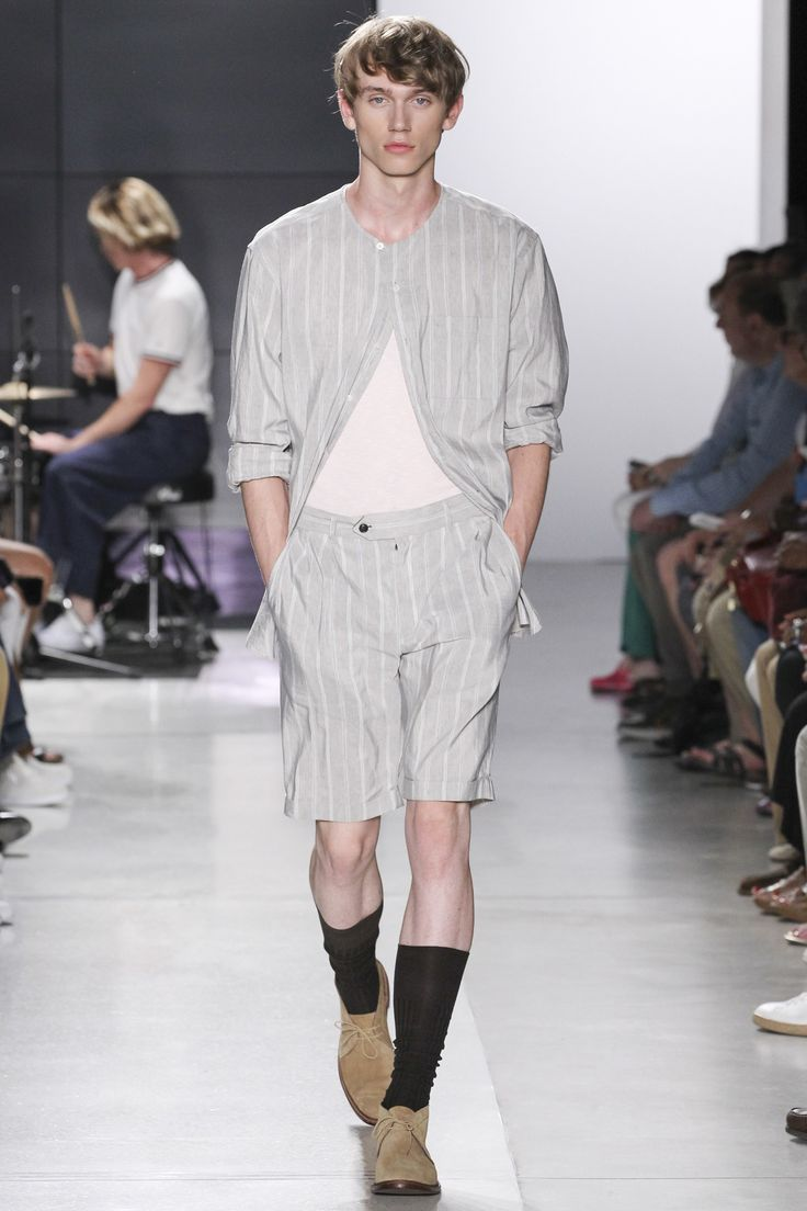 Todd Snyder Spring 2018 Menswear Fashion Show