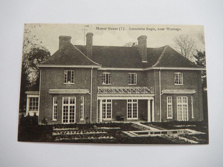 Manor House [1],Letcombe Regis, near Wantage | eBay
