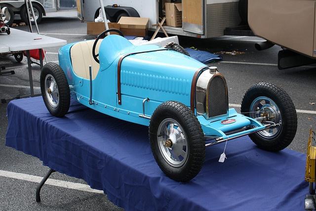 Bugatti Metal Model by carphoto, via Flickr