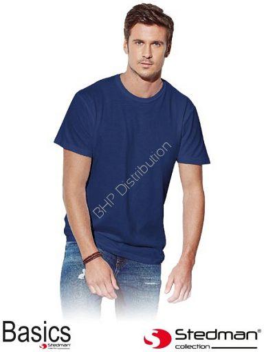 Granatowy t-shirt męski STEDMAN ST2000_NAV