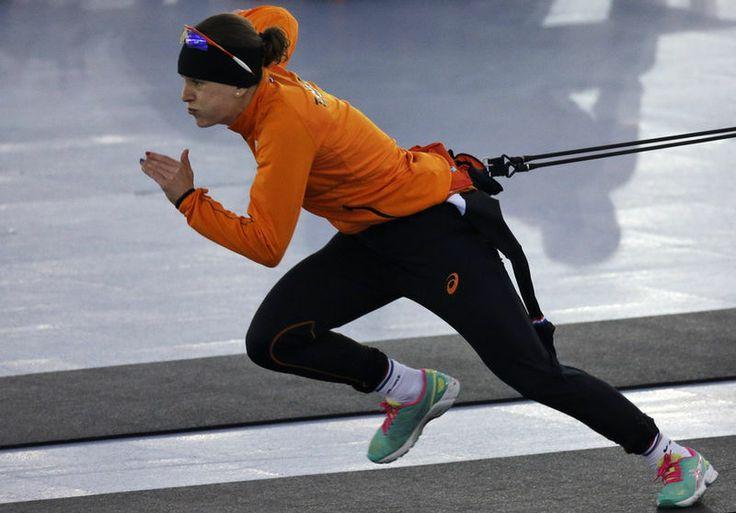 Weer 1,2,3 voor Oranje! Wust zilver op de 1500m