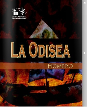 La Odisea Homero Décimo año