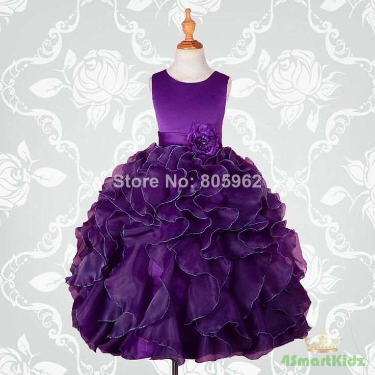 101 best flower girl dresses images on Pinterest | Bridesmaid gowns ...
