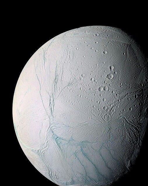 Europa, luna de Jupiter.