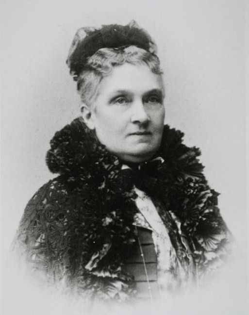 Графиня Елена Карловна Пален, ур. Толь (1833—1910)