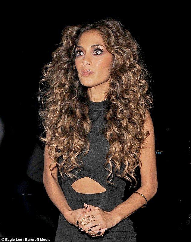 Nicole scherzinger 2014 hair