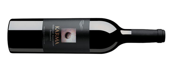Turkish Wine : Karma Cabernet Sauvignon & Öküzgözü by Doluca Wine