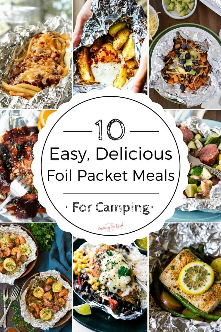 I first learned about meals in aluminum packages when I was a scout. We did a lot …   – Food Bloggers You'll Want to Follow