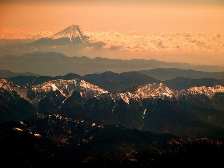 Minami Alps. Japan