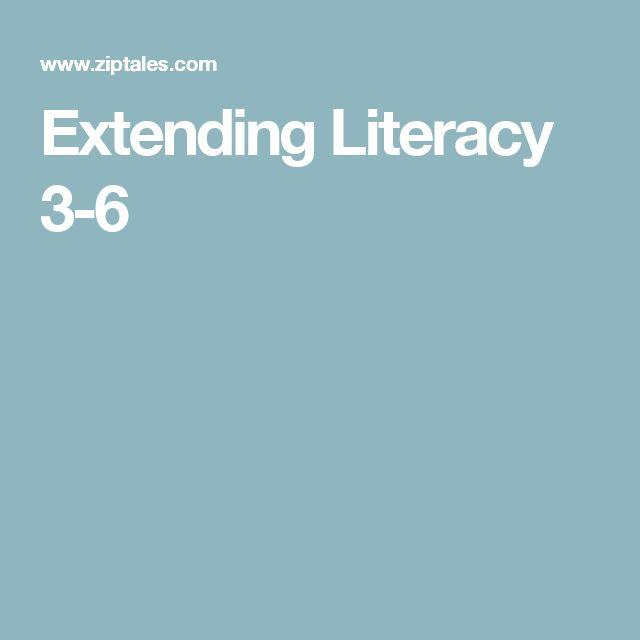 Extending Literacy 3-6